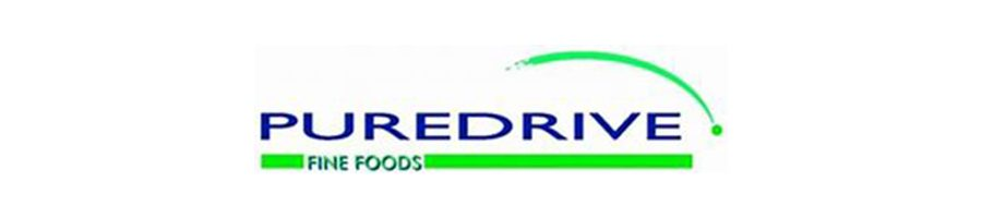 puredrive fine foods logo.
