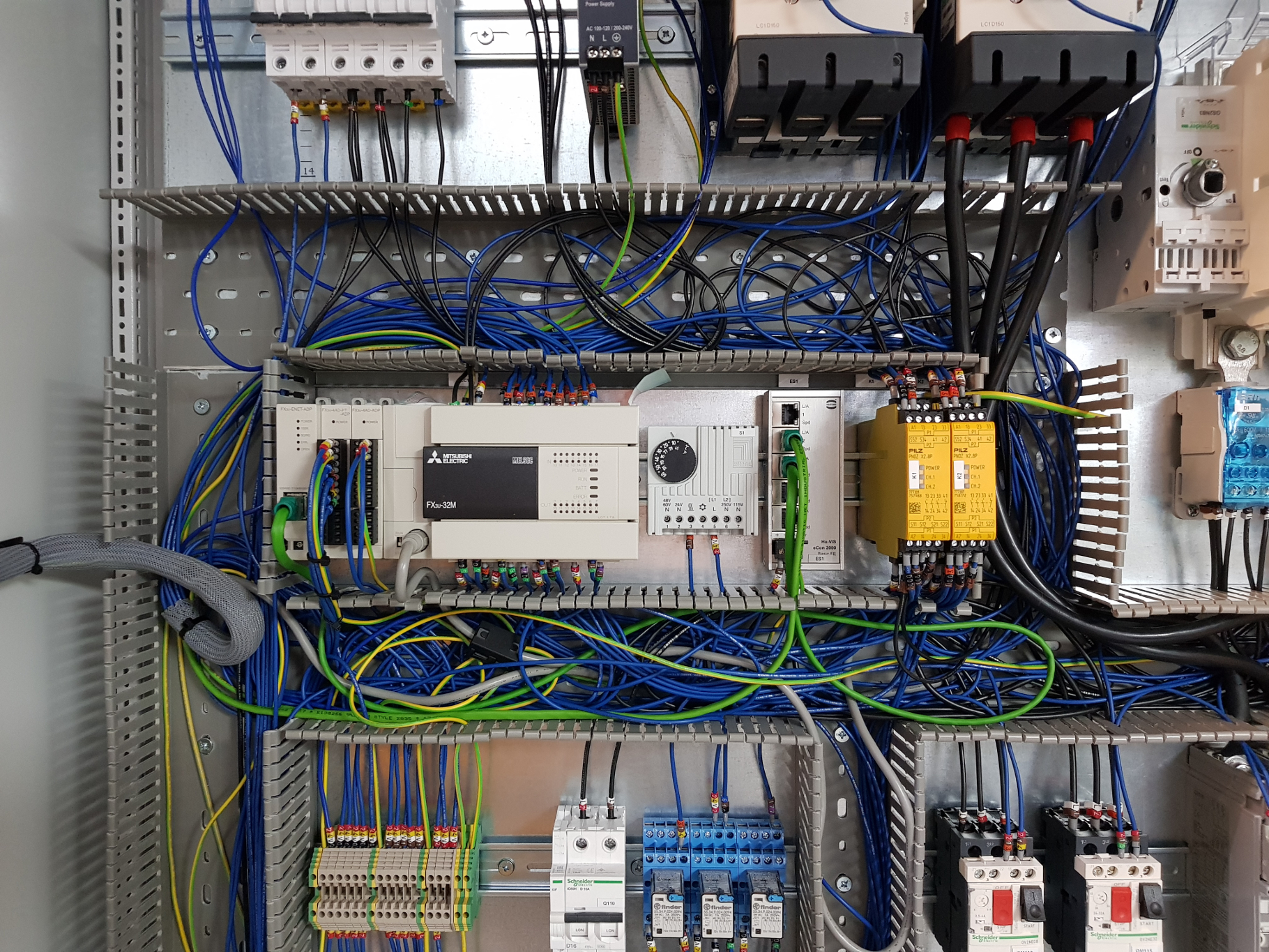 Control Panel Manufacturer Specialists in Lincolnshire